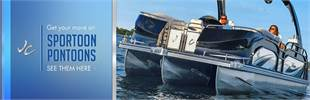 JC SporToon Pontoons: Click here to view the models.