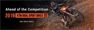 2019 KTM Dual Sport Bikes: Click here to view the models.