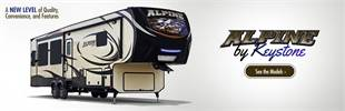 Alpine by Keystone: Click here to view the models.