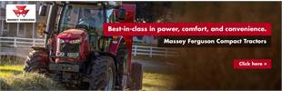 Click here to view our selection of Massey Ferguson compact tractors!