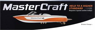 Click here to view MasterCraft boats!