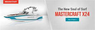 2019 MasterCraft X24: Click here for details.