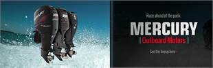 Mercury Verado Outboards: Click here to view the models.