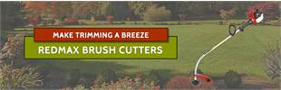 RedMax Brush Cutters: Click here to view our selection.