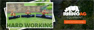 Hard Working RhinoAg Equipment: Click here to view the product listing.