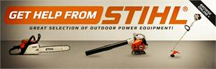 Click here to browse STIHL outdoor power equipment!