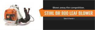STIHL BR 800 Leaf Blowers: Click here to see the models.