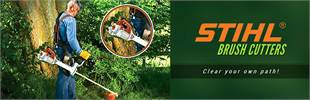 STIHL Brush Cutters: Click here to view the models.