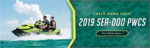 2019 Sea-Doo PWCs: Click here to view the models.