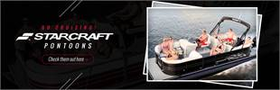 Starcraft Pontoons: Click here to view the models.