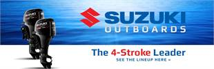 Suzuki Outboards: Click here to view the lineup.