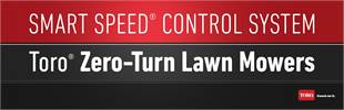 Toro® Zero-Turn Lawn Mowers: Click here to view the models.