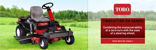 Click here to browse zero turn mowers!