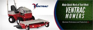 Ventrac Mowers: Click here to view the models.
