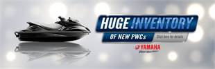 Click here to check out our huge inventory of new Yamaha PWCs.