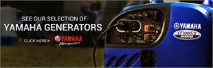 Yamaha Generators: Click here to view the models.