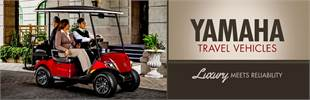 Yamaha Travel Vehicles: Click here to view the models.
