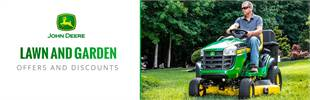 Lawn and Garden Offers and Discounts