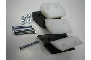 FRP Chian Guide Parts