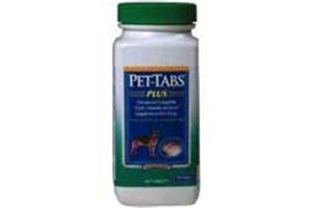 Pet Tabs Plus