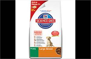 Science Diet K9 Puppy Large Breed