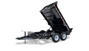 5x8 Low Profile Dump Trailer