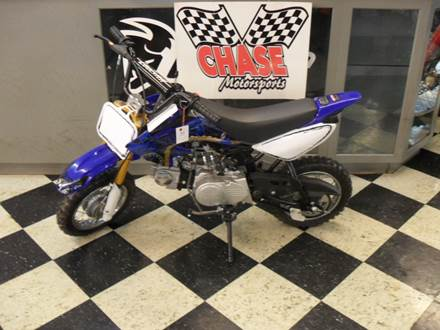 2018 70 DIRTBIKE BLUE