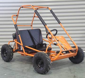 2018 MID XRS 2 SEATER ORANGE