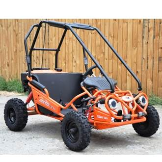 2018 MINI XRS 2 SEATER ORANGE