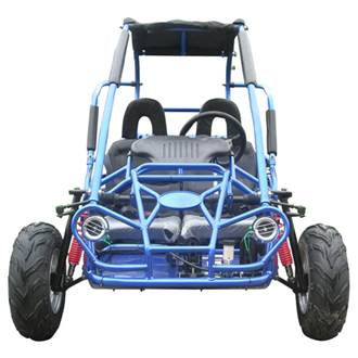 2018 MID XRX 2 SEATER BLUE