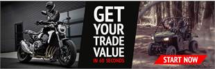 Get Your Trade Value in 60 Seconds. Start Now.
