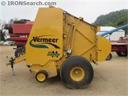 Vermeer 605SM BalerRound (2)