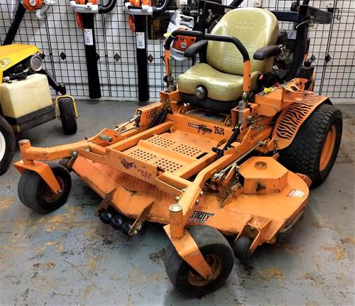 USED SCAG Turf Tiger 61inch 3-1-2019
