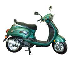 Browse Wild Hogs selection of Motofino Scooters