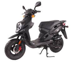 Browse Wild Hogs selection of Geniune Scooters