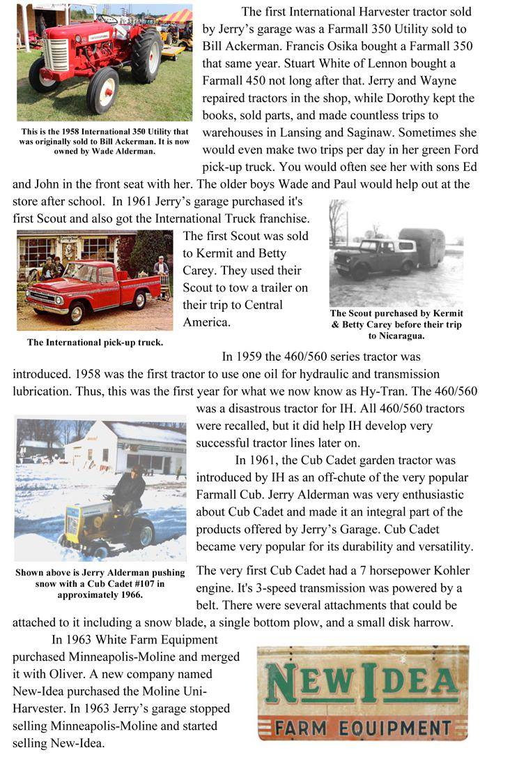 The History about Cub Cadet Addition