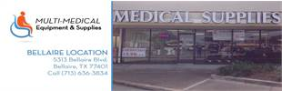 Multi Medical-Equipment & Supplies: Bellaire Location