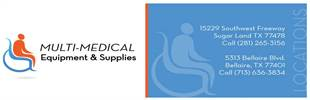 Multi Medical-Equipment & Supplies