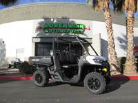 2019 Can-Am Defender HD 10 - DPS/EPS, Flip Bed, Ready to tow!