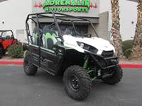 2019 Kawasaki TERYX4 - Bring your friends on a RIDE!