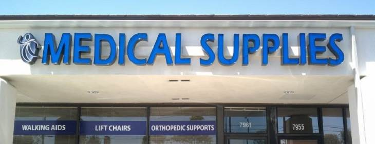 New Medical supply store near Cerritos CA