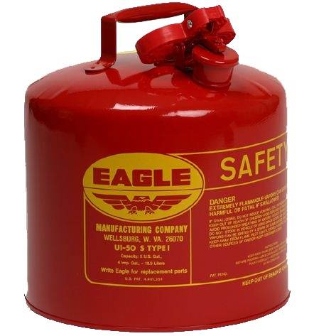 Fuel Can Eagle 5gal