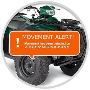 Scout  ATV Movement Alert