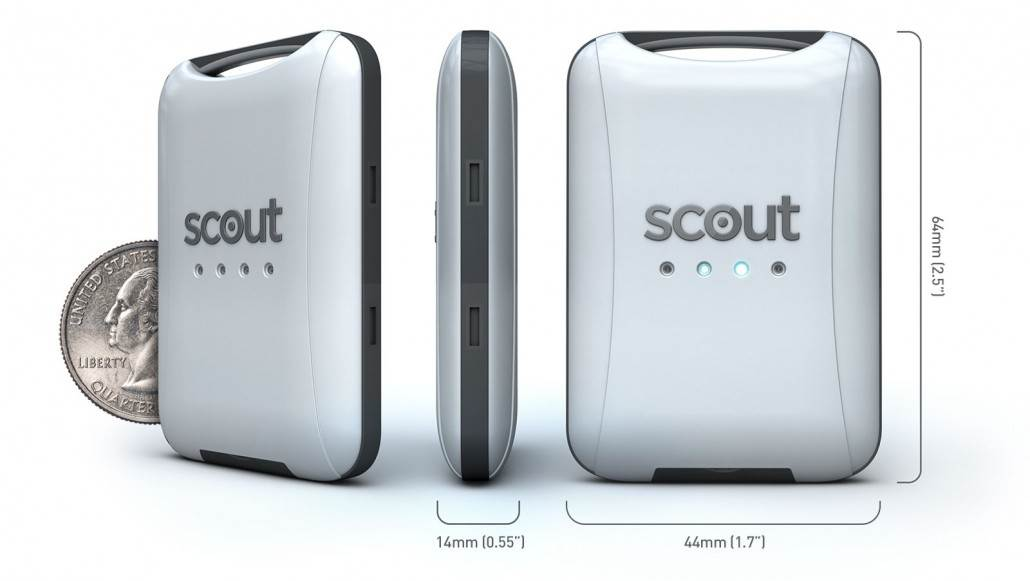 Scout Size 2