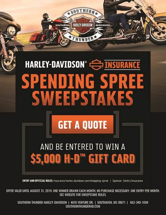 STHD_HD_Insurance_Sweepstake_Promo_flyer