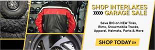 Shop Jerseys, Riding Apparel, Parts, Tracks & More from Fly, Arctic Cat, River Road & More!