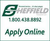 Sheffield - Apply online