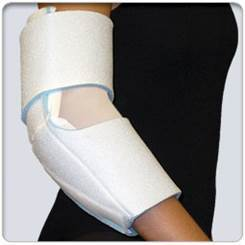 Cold Therapy Elbow Wraps