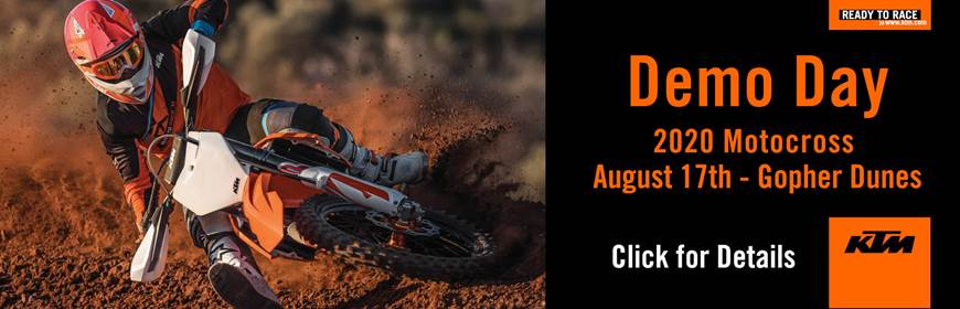 2020 Motocross Demo Day
