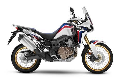 CRF1000 Africa Twin Manual HRC Colour